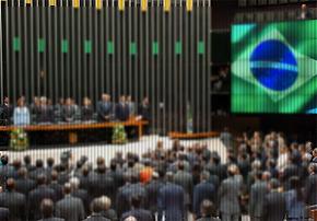 Parlamentares no Congresso Nacional