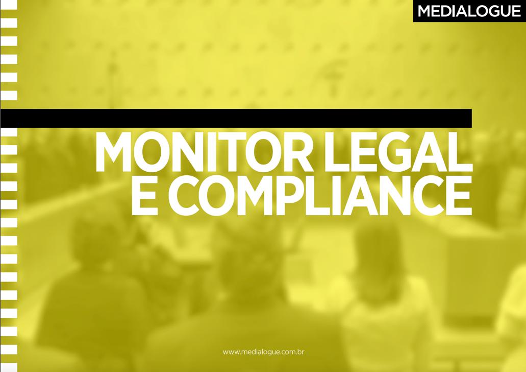 Monitor legal e compliance da Medialogue