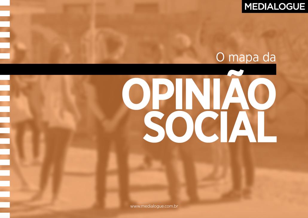 O Mapa da Opinião Social por Medialogue