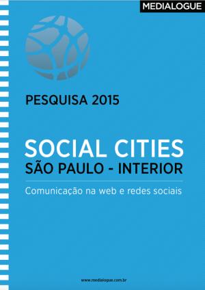 Pesquisa Social Cities São Paulo - Interior da Medialogue Digital