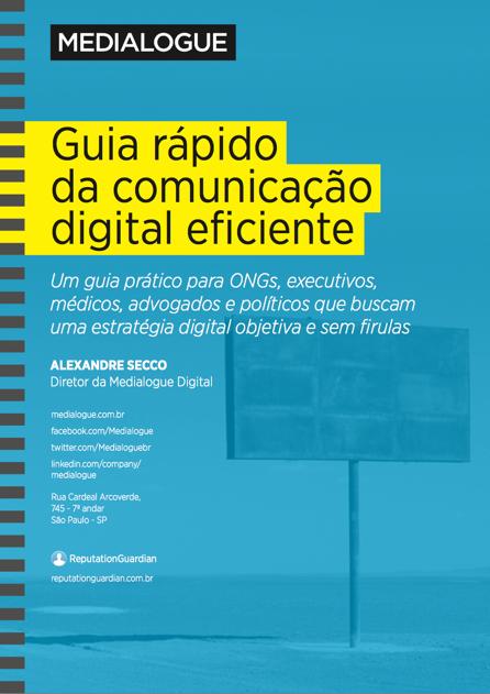 Guia rápido da comunicação digital eficiente - Medialogue Digital