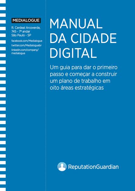 Manual da Cidade Digital - Medialogue Digital