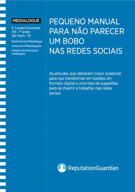 Manual de etiqueta nas redes sociais - Medialogue Digital